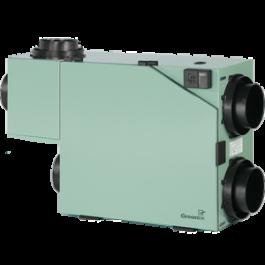 Greentek Xdh 7 15 Es Energy Star Heat Recovery Ventilator