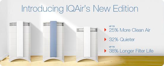 Iq Air Filters >> Iqair New Edition Healthpro Plus Hepa Air Purifier